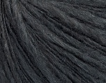 Fiber Content 70% Merino Wool, 30% Acrylic, Brand Ice Yarns, Dark Grey, Yarn Thickness 3 Light  DK, Light, Worsted, fnt2-48609