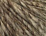 Fiber Content 40% Acrylic, 35% Wool, 25% Alpaca, Brand Ice Yarns, Camel, Beige, Yarn Thickness 4 Medium  Worsted, Afghan, Aran, fnt2-48750