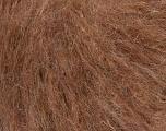 Fiber Content 45% Acrylic, 25% Wool, 20% Mohair, 10% Polyamide, Terra Cotta, Brand Ice Yarns, Yarn Thickness 4 Medium  Worsted, Afghan, Aran, fnt2-48773