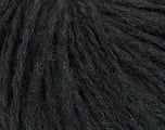 Fiber Content 60% Acrylic, 40% Wool, Brand ICE, Dark Grey, Yarn Thickness 4 Medium  Worsted, Afghan, Aran, fnt2-48781