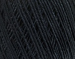 Fiber Content 75% Acrylic, 25% Polyamide, Brand Ice Yarns, Black, Yarn Thickness 2 Fine  Sport, Baby, fnt2-48795