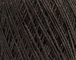 Fiber Content 75% Acrylic, 25% Polyamide, Brand Ice Yarns, Dark Brown, Yarn Thickness 2 Fine  Sport, Baby, fnt2-48797