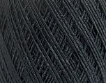 Fiber Content 75% Acrylic, 25% Polyamide, Brand Ice Yarns, Black, Yarn Thickness 2 Fine  Sport, Baby, fnt2-48843