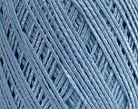 Fiber Content 75% Acrylic, 25% Polyamide, Light Blue, Brand Ice Yarns, Yarn Thickness 2 Fine  Sport, Baby, fnt2-48844