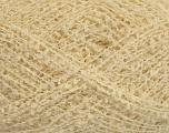 Fiber Content 84% Wool, 16% Polyamide, Brand ICE, Cream, fnt2-48995