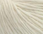 Kuitupitoisuus 50% Merinovilla, 25% Akryyli, 25% Alpakka, White, Brand Ice Yarns, fnt2-49053