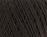 Fiber Content 75% Acrylic, 25% Polyamide, Brand Ice Yarns, Dark Brown, Yarn Thickness 2 Fine  Sport, Baby, fnt2-49065