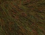 Alpaca  Fiber Content 54% Alpaca Superfine, 46% Polyamide, Brand ICE, Green Shades, fnt2-49393