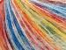 Sale Mohair-Wool Blend Rainbow