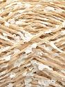 Vezelgehalte 62% Linnen, 6% Polyamide, 19% Polyurethane, 13% Acryl, White, Brand Ice Yarns, Cream, fnt2-49928
