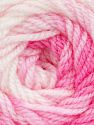 Fiber Content 100% Baby Acrylic, White, Pink Shades, Brand Ice Yarns, Yarn Thickness 2 Fine  Sport, Baby, fnt2-49999