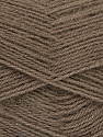 Fiber Content 60% Acrylic, 40% Angora, Brand Ice Yarns, Camel, Yarn Thickness 2 Fine  Sport, Baby, fnt2-50276