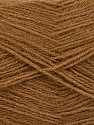 Fiber Content 60% Acrylic, 40% Angora, Light Brown, Brand Ice Yarns, Yarn Thickness 2 Fine  Sport, Baby, fnt2-50278