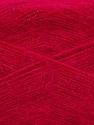 Fiber Content 60% Acrylic, 40% Angora, Brand ICE, Fuchsia, Yarn Thickness 2 Fine  Sport, Baby, fnt2-50290