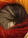 Fiber Content 57% Premium Acrylic, 3% Metallic Lurex, 20% Mohair, 20% Wool, Brand Ice Yarns, Gold, Cream, Copper, Camel, Brown, Yarn Thickness 2 Fine  Sport, Baby, fnt2-50316