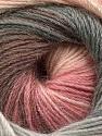 Fasergehalt 57% Premium Acryl, 3% Metallic Lurex, 20% Mohair, 20% Wolle, White, Pink Shades, Brand Ice Yarns, Grey Shades, Brown, Yarn Thickness 2 Fine  Sport, Baby, fnt2-50323