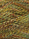 Fiber Content 75% Superwash Wool, 25% Polyamide, Brand ICE, Green Shades, Brown Shades, fnt2-51251