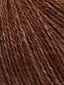 Fiber Content 65% Merino Wool, 35% Silk, Brand Ice Yarns, Brown, Yarn Thickness 1 SuperFine  Sock, Fingering, Baby, fnt2-51454