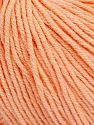 Fasergehalt 60% Baumwolle, 40% Acryl, Light Salmon, Brand Ice Yarns, Yarn Thickness 2 Fine  Sport, Baby, fnt2-51515
