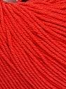 Состав пряжи 60% Хлопок, 40% Акрил, Tomato Red, Brand Ice Yarns, Yarn Thickness 2 Fine  Sport, Baby, fnt2-51517