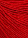 Состав пряжи 60% Хлопок, 40% Акрил, Red, Brand Ice Yarns, Yarn Thickness 2 Fine  Sport, Baby, fnt2-51563