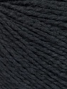 Fasergehalt 68% Baumwolle, 32% Seide, Brand Ice Yarns, Black, Yarn Thickness 2 Fine  Sport, Baby, fnt2-51923