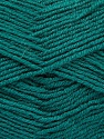 Fiber Content 55% Virgin Wool, 5% Cashmere, 40% Acrylic, Teal, Brand ICE, Yarn Thickness 2 Fine  Sport, Baby, fnt2-52128
