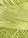 Fiberinnehåll 100% mikrofiber, Brand YarnArt, Light Green, Yarn Thickness 0 Lace  Fingering Crochet Thread, fnt2-52264