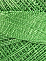 Состав пряжи 100% Микро-волокна, Brand YarnArt, Green, Yarn Thickness 0 Lace  Fingering Crochet Thread, fnt2-52266