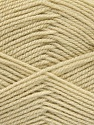 Fiber Content 100% Baby Acrylic, Brand Ice Yarns, Beige, Yarn Thickness 2 Fine  Sport, Baby, fnt2-52348