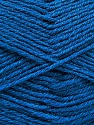 Fiber Content 55% Virgin Wool, 5% Cashmere, 40% Acrylic, Turquoise, Brand ICE, Yarn Thickness 2 Fine  Sport, Baby, fnt2-52728
