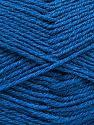 Fasergehalt 55% Schurwolle, 5% Cashmere, 40% Acryl, Turquoise, Brand Ice Yarns, Yarn Thickness 2 Fine  Sport, Baby, fnt2-52728
