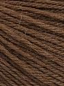 Fiber Content 55% Baby Alpaca, 45% Superwash Extrafine Merino Wool, Brand ICE, Brown, Yarn Thickness 3 Light  DK, Light, Worsted, fnt2-52762