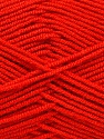 Fasergehalt 50% Bambus, 50% Acryl, Tomato Red, Brand Ice Yarns, Yarn Thickness 2 Fine  Sport, Baby, fnt2-53093