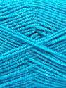 Fasergehalt 50% Acryl, 50% Bambus, Turquoise, Brand Ice Yarns, Yarn Thickness 2 Fine  Sport, Baby, fnt2-53098