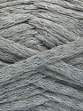 Fiber Content 100% Cotton, Light Grey, Brand Ice Yarns, Yarn Thickness 5 Bulky  Chunky, Craft, Rug, fnt2-53217