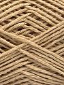 Fasergehalt 45% Polyamid, 45% Baumwolle, 10% Cashmere, Brand Ice Yarns, Beige, fnt2-53293