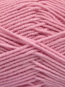 Fiber Content 50% Acrylic, 50% Bamboo, Brand Ice Yarns, Baby Pink, fnt2-53332