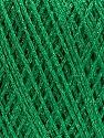 Состав пряжи 75% Полиэстер, 25% Люрекс, Brand Ice Yarns, Green, fnt2-53548