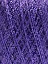 Fasergehalt 75% Polyester, 25% Lurex, Lavender, Brand Ice Yarns, fnt2-53549