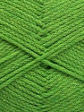 Fiber Content 100% Cotton, Light Green, Brand Ice Yarns, Yarn Thickness 2 Fine  Sport, Baby, fnt2-53645