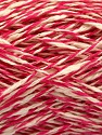 Состав пряжи 60% Хлопок, 40% Лен, Pink, Brand Ice Yarns, Cream, fnt2-53669