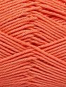 Fasergehalt 100% Merzerisation, Light Orange, Brand Ice Yarns, fnt2-53802