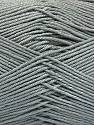 Ne: 8/4. Nm 14/4 Fasergehalt 100% Merzerisation, Brand Ice Yarns, Grey, fnt2-54054