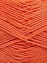Ne: 8/4. Nm 14/4 Fasergehalt 100% Merzerisation, Salmon, Brand Ice Yarns, fnt2-54057