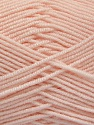Fiber Content 50% Bamboo, 50% Acrylic, Light Salmon, Brand ICE, Yarn Thickness 2 Fine  Sport, Baby, fnt2-54234