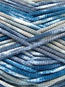 Fiber Content 100% Exoline, White, Turquoise, Indigo Blue, Brand Ice Yarns, Yarn Thickness 4 Medium  Worsted, Afghan, Aran, fnt2-54489