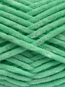 Состав пряжи 100% Микро-волокна, Mint Green, Brand Ice Yarns, fnt2-54509