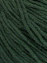 Fiber Content 50% Cotton, 50% Acrylic, Brand ICE, Dark Green, Yarn Thickness 3 Light  DK, Light, Worsted, fnt2-54667