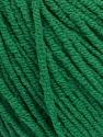 Fiber Content 50% Cotton, 50% Acrylic, Brand ICE, Green, Yarn Thickness 3 Light  DK, Light, Worsted, fnt2-54668